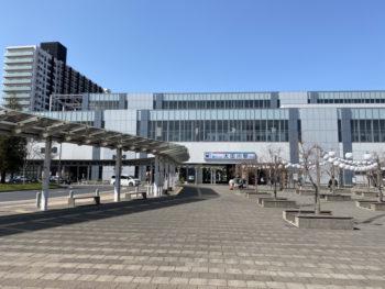 名鉄太田川駅写真